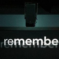 Projection used during remember.